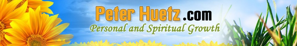 Intuitive Readings and Personal Development - Peter Huetz